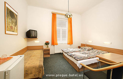 Prag Hotel Golden City