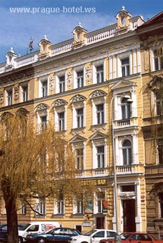 Pictures and photos of residence Trinidad in Prague