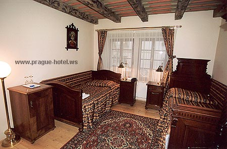 Pictures and photos of hotel Waldstein in Prague