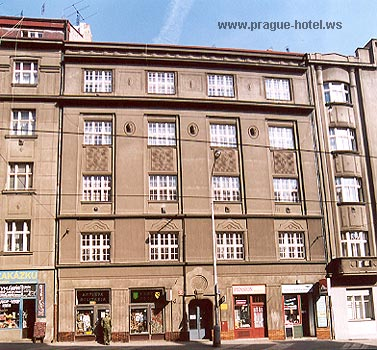Pictures and photos of Pension Krokodyl in Prague