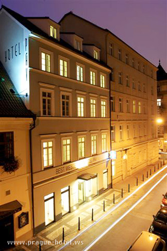 Pictures and photos of Hotel Pav in Prague