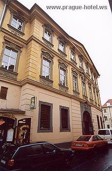 Pictures and photos of pension U Zlateho Jelena in Prague