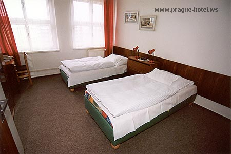 Pictures and photos of pension Unie in Prague